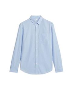 Poplin Shirt Blue