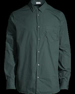 M. Tim Washed Poplin Shirt Spruce