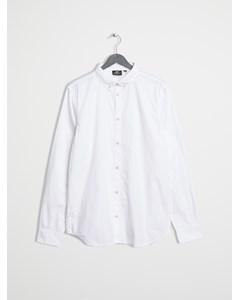 Alvar Regular Shirt White