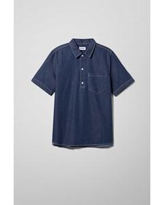 Scout Denim Shirt Heron Blue