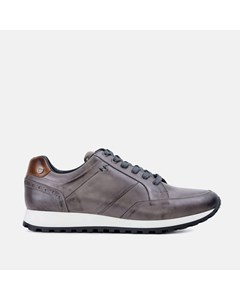 Mens Gs Canvey Grey Trainer