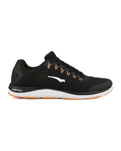 Sneaker Victory Svart/orange