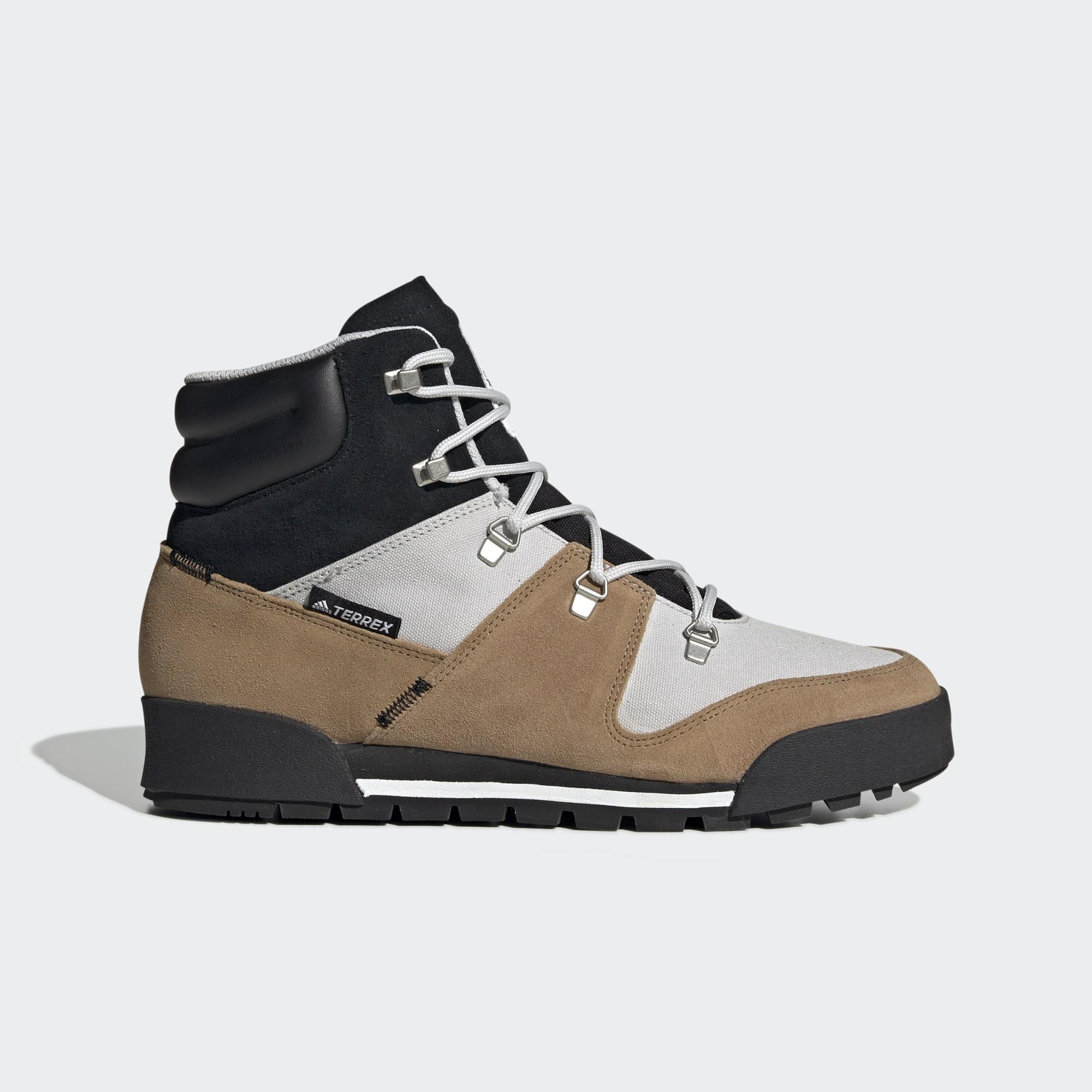 adidas Terrex Snowpitch Climawarm Boots Black   adidas