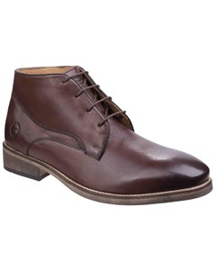 Cotswold Herren Oxford Ankle Boots Maugesbury mit Schnürung, aus Leder