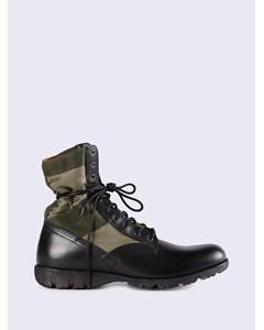 24x7 D-24x7 Boot -  Black/mermaid Military