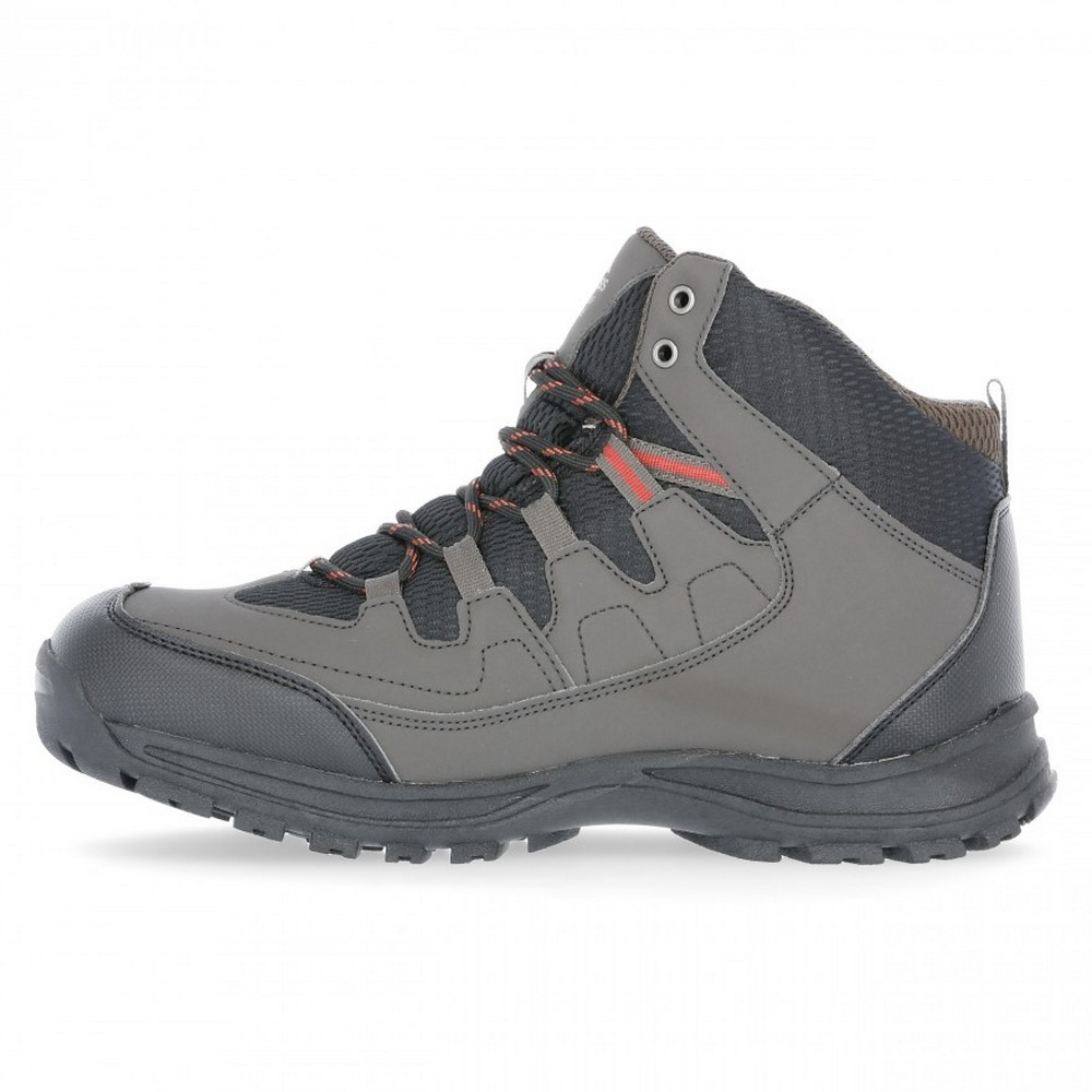 Trespass Mens Finley Waterproof Walking Boots | Upp till 70
