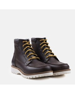 Apron Boot Brown