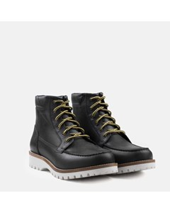 Apron Boot Black