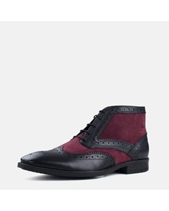 Mens Black Bordo Gatsby Boot