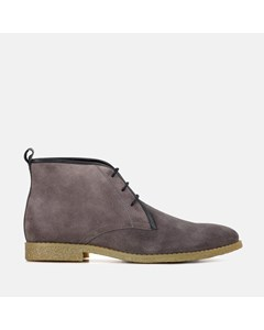 Mens Rf Jackson Grey Suede Desert Boot