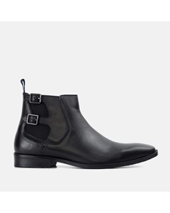 Mens Gs Morgan Black Chelsea Boot