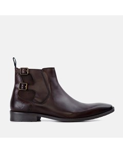 Mens Gs Morgan Brown Chelsea Boot