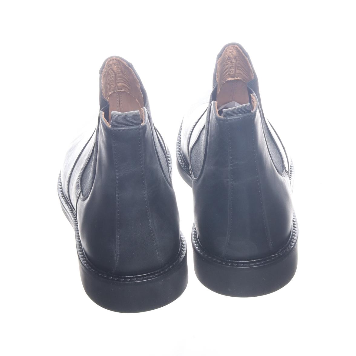 Gant, Boots, Strl: 44, Spencer, Svart, Skinn | Upp till 70