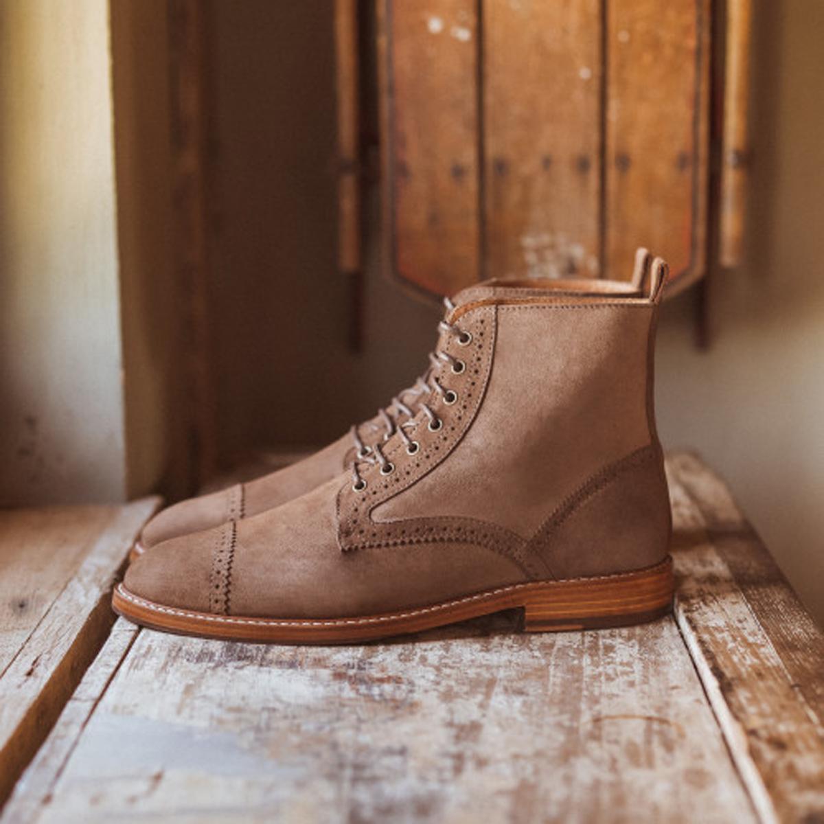 Leather High Boots Le Bon Vivant Le Bon Vivant   Upp till 70