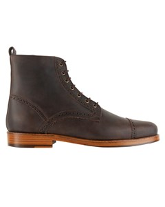 Leather High Boots Le Bon Vivant Le Bon Vivant