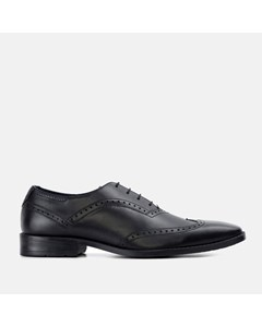 Mens Gs Albany Black Oxford Brogue