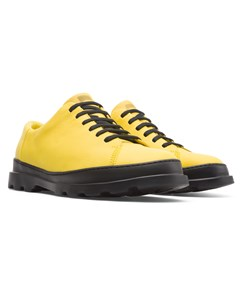 Brutus Formal Shoes Yellow