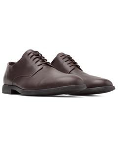 Truman Formal Shoes Brown