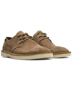 Morrys Formal Shoes Brown