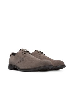 Mil Formal Shoes Brown Gray