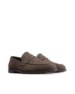 Truman Formal Shoes Brown Gray