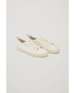 Canvas Sneakers  Ivory