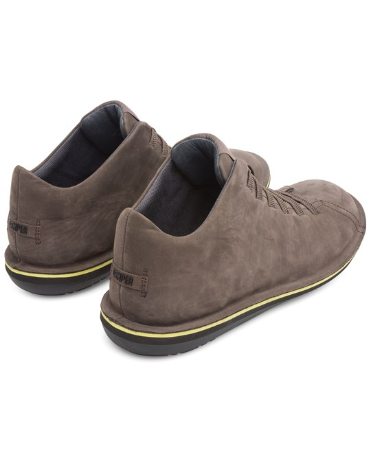 Camper Beetle Casual Shoes Brown Gray