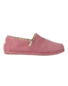 Canvas Espadrilles With Rope Detail Classic Essencial Grenadine