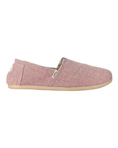 Canvas Espadrilles Classic Panama Navy/red