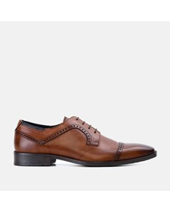 Mens Gs Jefferson Tan Derby