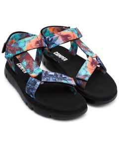 Oruga Sandals Multicolor