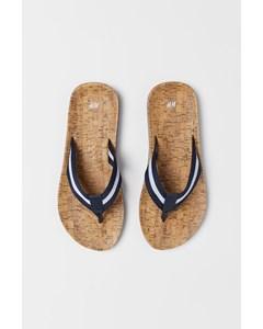 Flip-flops Mörkblå