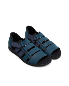 Spray Sandals Blue