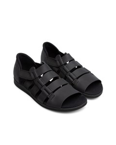 Spray Sandals Black