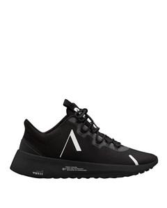 Arkk Copenhagen Men's Axionn Mesh Pwr55 Sneakers Black