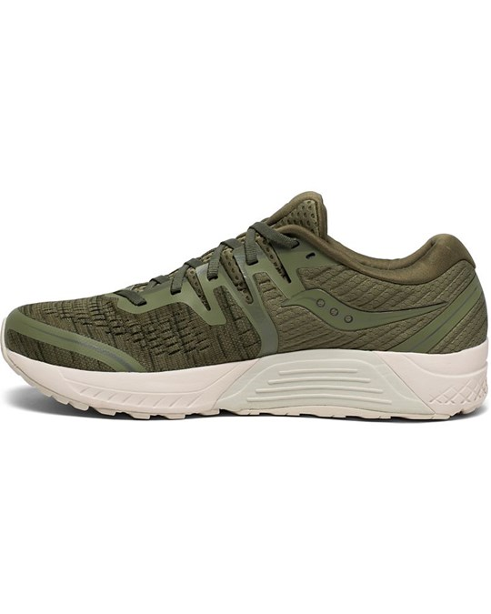 Saucony Guide Iso 2 Olive Shade