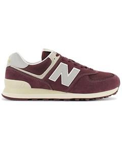 New Balance Ml574vlb Red