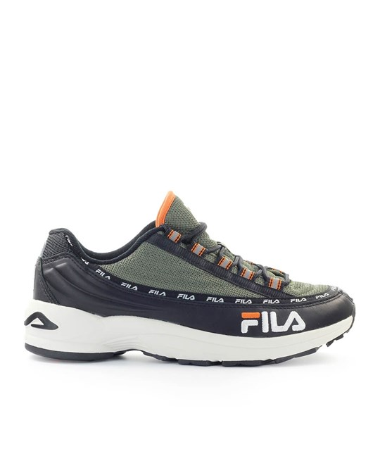 Fila Dstr97-m Black/burnt Olive