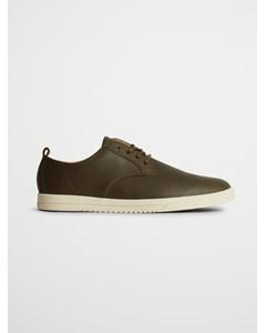 Cla01246 Ellington Leather Olive Leather