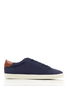 L Ambianceur Lace-up Canvas Sneakers