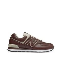New Balance Ml574lpb Rood