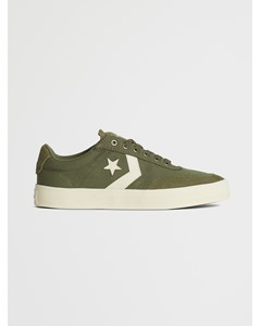 Converse Courtlandt Ox 163199c Men Hunter Green/white
