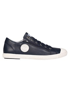Bump Leather Sneakers