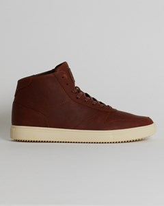 Cla01310 Gregory Mid Chestnut Oiled Leather