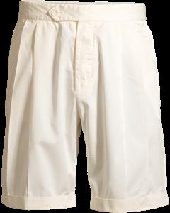 M. Giles Cotton Shorts Panacotta