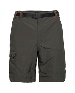 Trespass Mens Rathkenny Belted Shorts