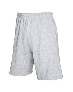 Fruit Of The Loom Mens Lightweight Casual Fleece Shorts (240 Gsm)