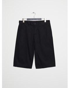 Enzo Shorts Black