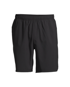 M Long Shorts Black