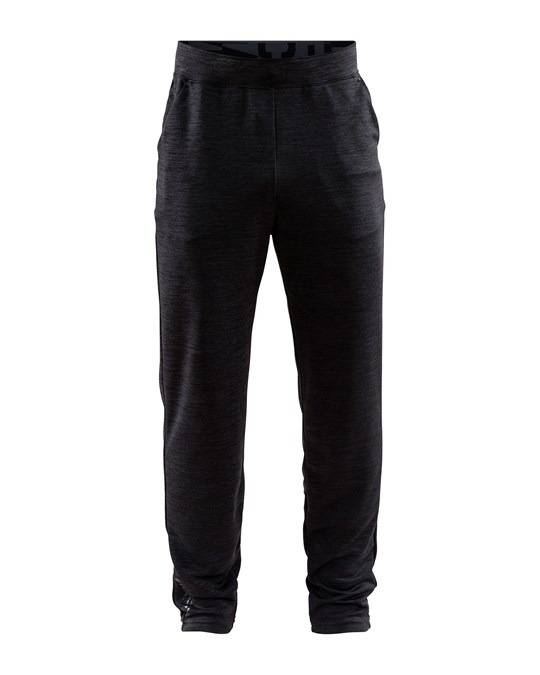 Craft Deft Training Pants M - Black Melange